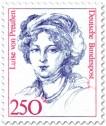Briefmarke: Königin Luise Von Preussen