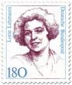 Briefmarke: Lotte Lehmann (Opernsängerin)