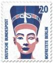 Briefmarke: Nofretete Büste (20)