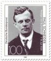 Briefmarke: Paul Schneider (Pfarrer)