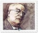Briefmarke: Reinhold Maier Politiker