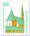 Briefmarke: Wallfahrtskapelle Altötting