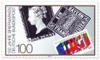 Briefmarke: 150 Jahre Briefmarken