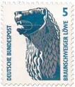 Briefmarke: Braunschweiger Löwe