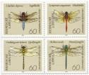 Briefmarke: Briefmarken Libellen
