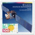 Briefmarke: Esa Fernmeldesatellit Kopernikus