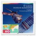 Briefmarke: Esa Satellit Ers1