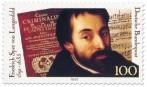 Briefmarke: Friedrich Spee von Langenfeld