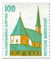 Briefmarke: Gnadenkapelle Altötting