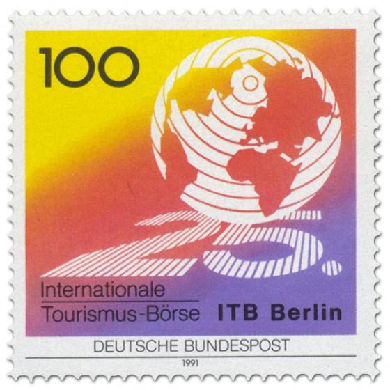 Briefmarke: ITB Berlin (Briefmarke)