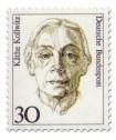 Käthe Kollwitz Briefmarke