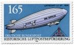 Briefmarke: Luftschiff Zeppelin LZ 127, 1928