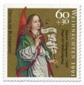 Briefmarke: Martin Schongauer: Engel der Verkündigung