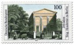 Briefmarke: Sing Akademie Berlin (200 Jahre)