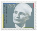 Briefmarke: Walter Eucken, Ökonom (1891–1950)