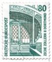 Briefmarke: Zeche Zollern II (Dortmund)