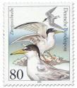 Briefmarke: Zwergseeschwalbe