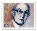 Briefmarke: Martin Niemöller
