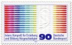 Briefmarke: Internationaler Kongreß für Erziehung und Bildung Hörgeschädigter
