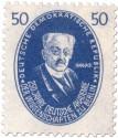 Briefmarke: Adolf von Harnack (Theologe)