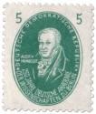 Briefmarke: Alexander von Humbold (Naturforscher)