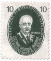 Briefmarke: Hermann von Helmholtz (Physiker)