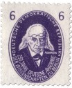 Briefmarke: Theodor Mommsen (Historiker)