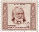 Briefmarke: Victor Hugo (Schriftsteller)